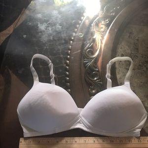 36C bra white